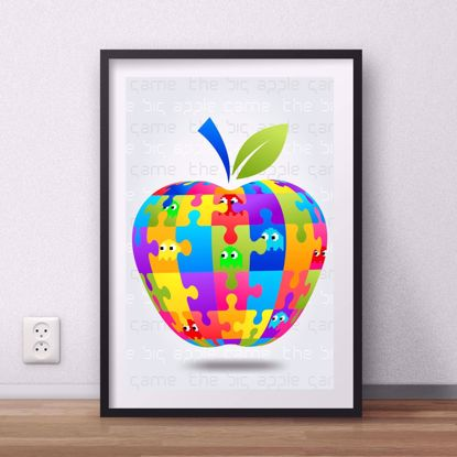 Imagem de Quadro Decorativo Game Big Apple